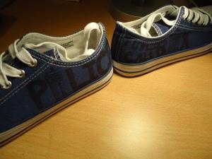 TARDIS Shoes